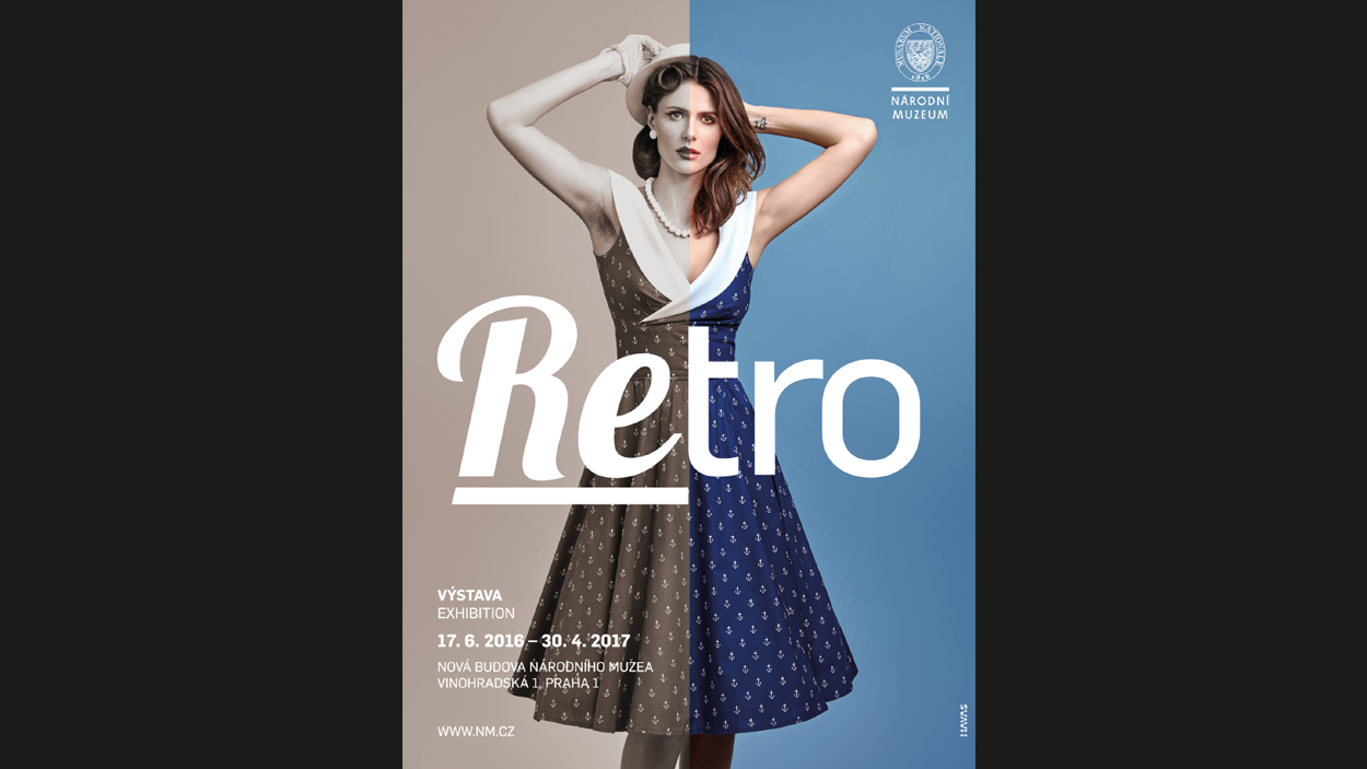 Výstava Retro