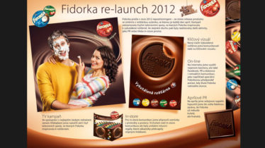 Relaunch Campaign