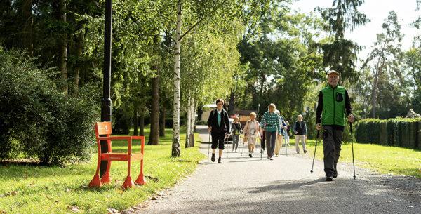 Srdeční procházková trasa vede nově Ostravou